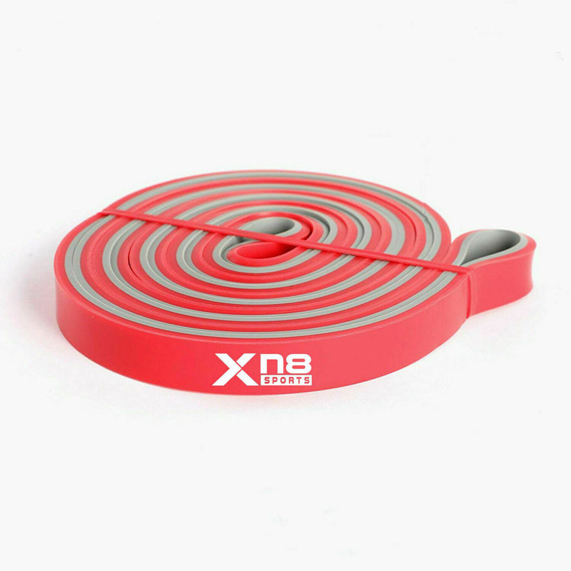 Xn8 Sports Resistance Bands Red