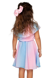 Girls Cotton Candy Set Mommy and Me-Kids-Cocoplum Boutique
