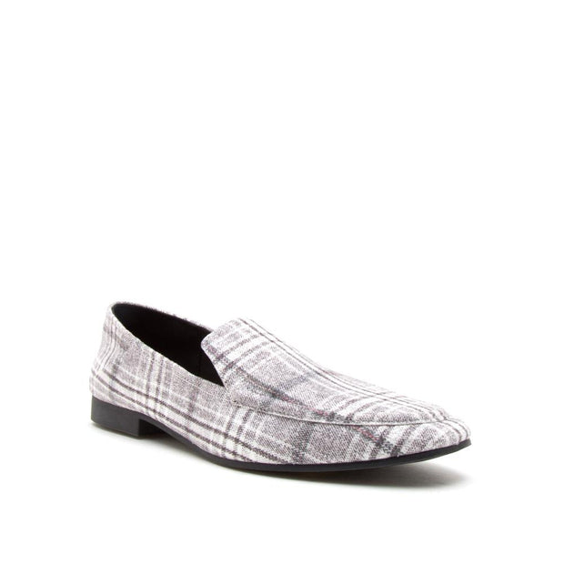 Plaid to See You Loafer Ballerina-Shoe-Cocoplum Boutique