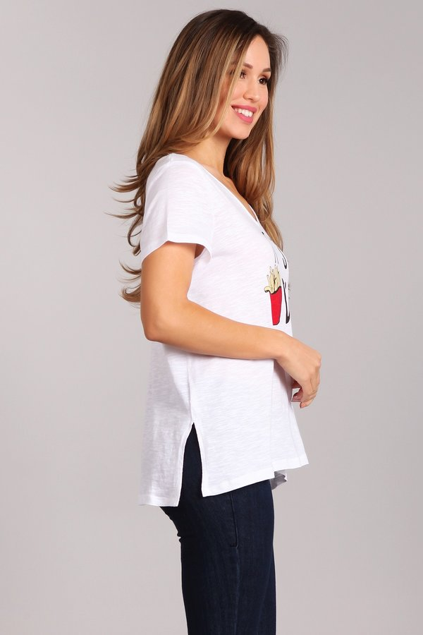 It's Fryday Graphic Tee-Apparel-Cocoplum Boutique