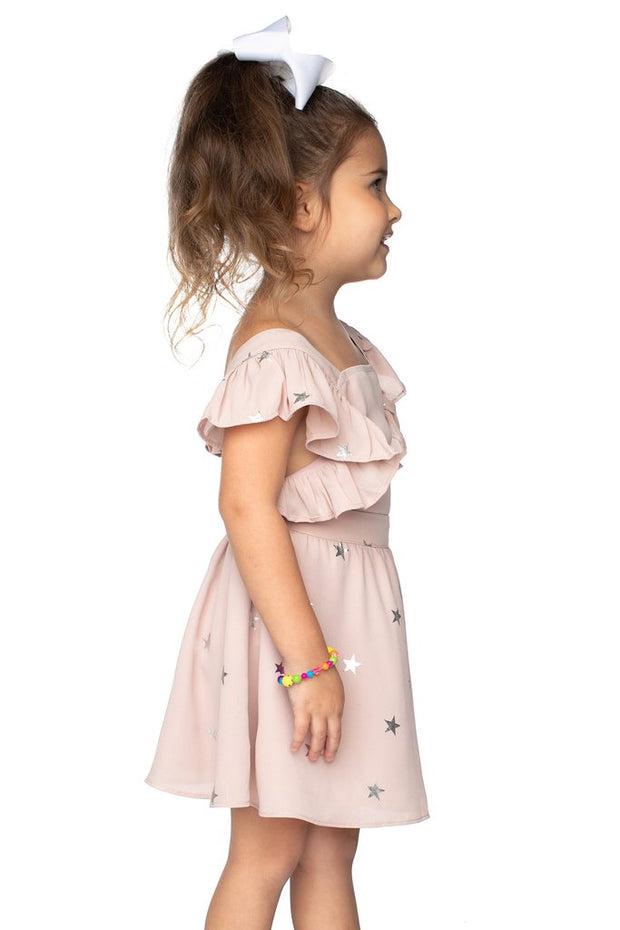 Stardust Girls Dress Mommy and Me-Kids-Cocoplum Boutique