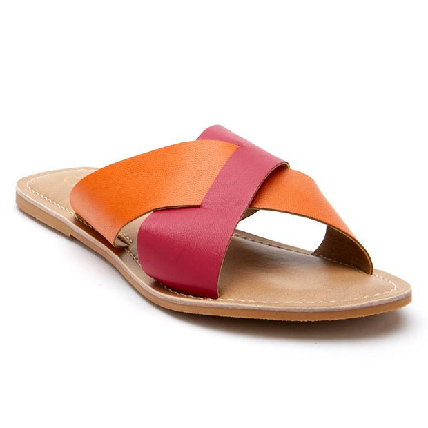 Wilma Slide Sandal-Shoe-Cocoplum Boutique