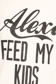 Alexa Feed My Kids Top-Apparel-Cocoplum Boutique