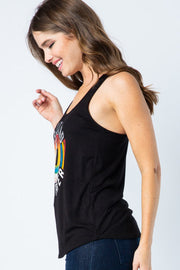 Weekend Wanderer Tank Top-Apparel-Cocoplum Boutique