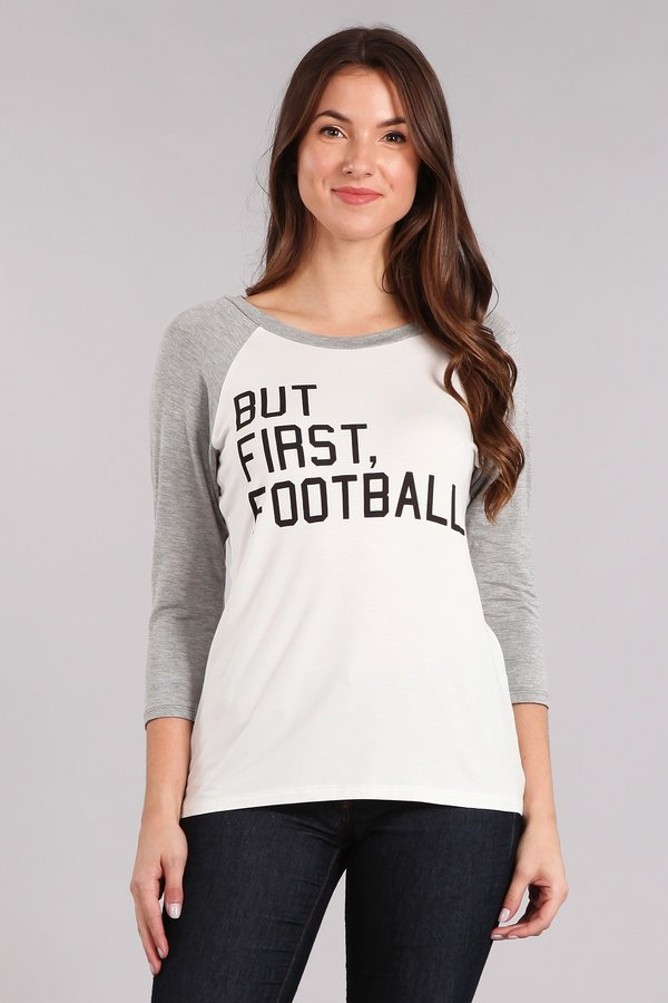 Game Day Graphic Tee-Apparel-Cocoplum Boutique
