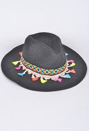 Color Me Summer Hat-Accessories-Cocoplum Boutique