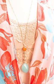 Spirit of the Sea Necklace-Cocoplum Boutique