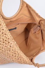 Basket Tote Bag-Accessories-Cocoplum Boutique