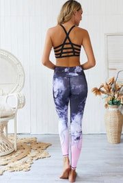Purple Passion Activewear Set-Cocoplum Boutique