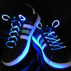 LED Shoe-laces x 2