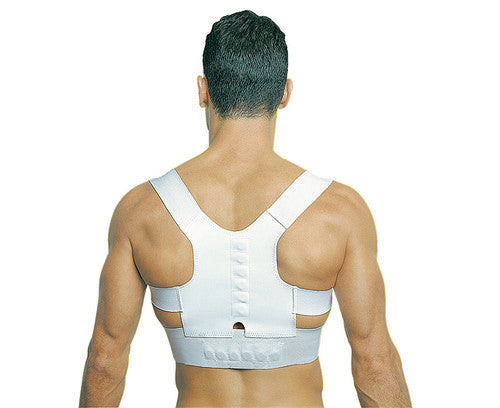 Adjustable Posture-Corrective Therapy with Magnets