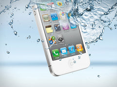 New Waterproof Aqua Skin For iPhone 4, 4s & 5