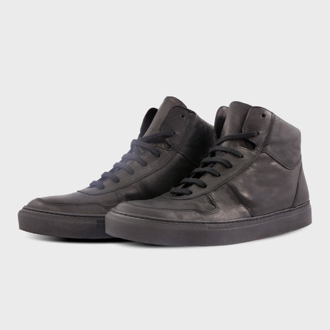 Black Phoenix High Top In All Black