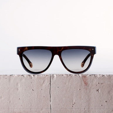 "Alfred Kerbs ""Marky"" Shades - Tortoise"