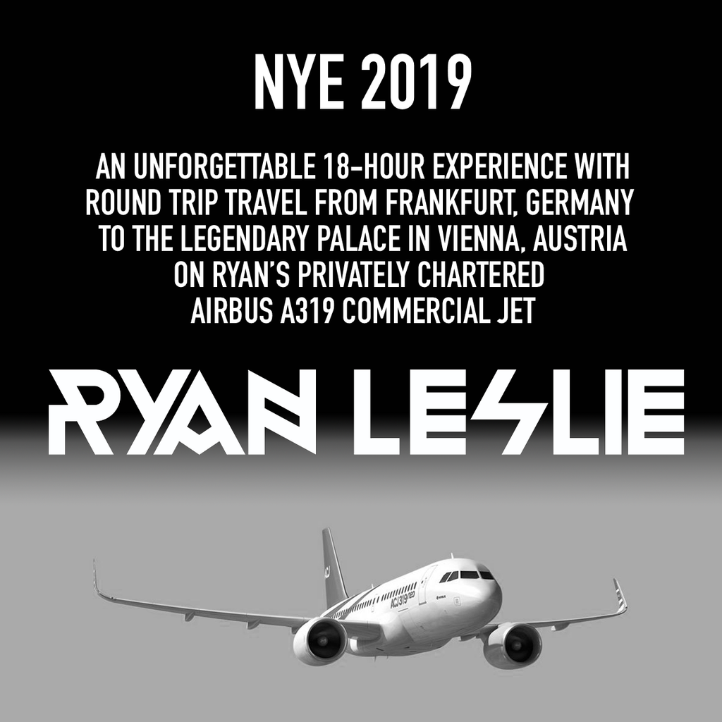 Ryan Leslie presents the Ultimate MZRT New Year's Eve 2019