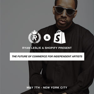 Q&A with Ryan Leslie: Future of Commerce for Independent Artists