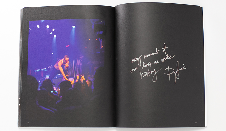 Ground Zero Tour '19 - Premium Photobook (Autographed)