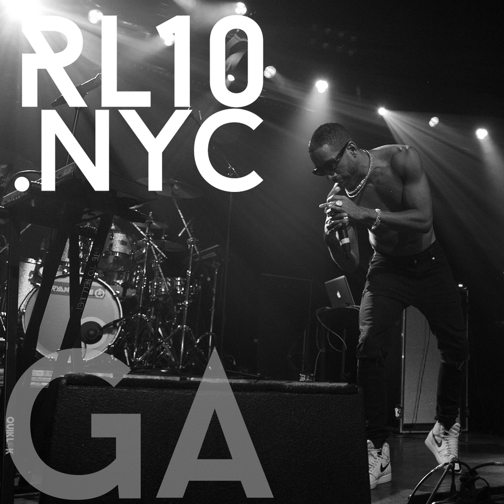 RL10.NYC Concert at Music Hall of Williamsburg - GENERAL ADMISSION