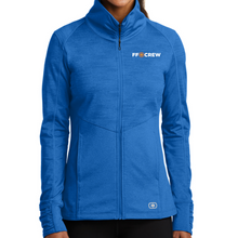 Load image into Gallery viewer, FFCrew Full-Zip Jacket - Blue