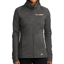 Load image into Gallery viewer, FFCrew Full-Zip Jacket - Grey