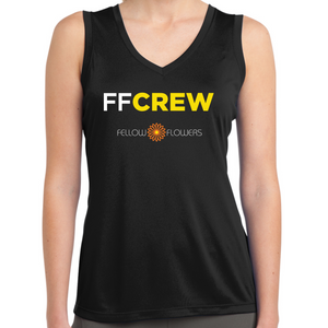 FFCrew Sleeveless Tee - Black