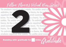 Load image into Gallery viewer, GRATITUDE Virtual Run - Medal Package