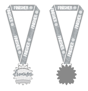 DREAMER Virtual Run - Medal Package