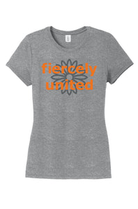 FIERCELY UNITED Statement Tee