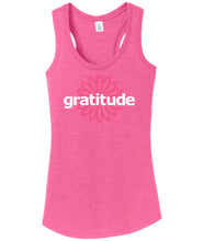 Load image into Gallery viewer, GRATITUDE Statement Tank