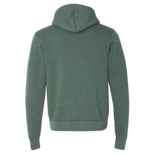Load image into Gallery viewer, I Heart FFCrew Hoodie Sweatshirt - Forest Green