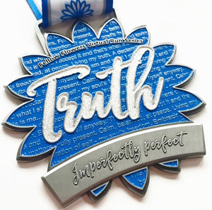 TRUTH Virtual Run - Medal Package