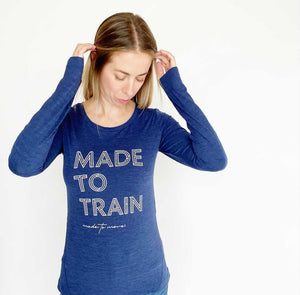 Made to Train Long Sleeve Tech Tee