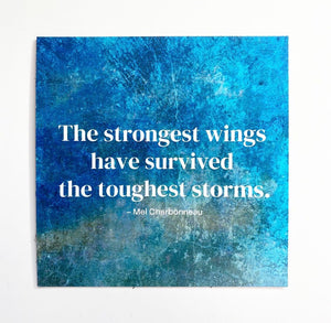 Strongest Wings Magnet