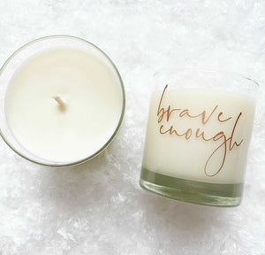 Brave Enough Candle