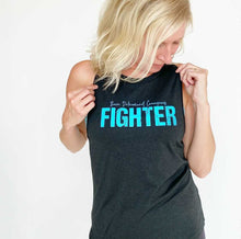 Load image into Gallery viewer, Fighter High-Neck Tank