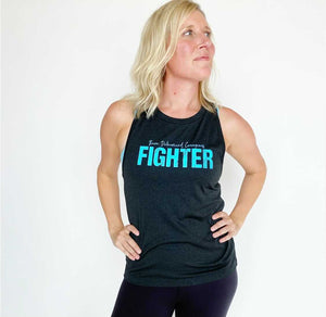 Fighter High-Neck Tank