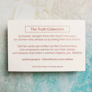 Tell Her - The Truth Collection