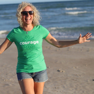 Courage Statement Tee