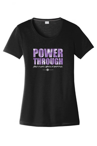 Power Through Tee