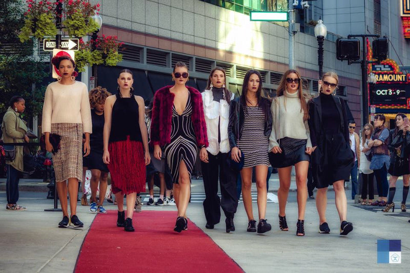 Boston Fashion Week with dresscode Andover