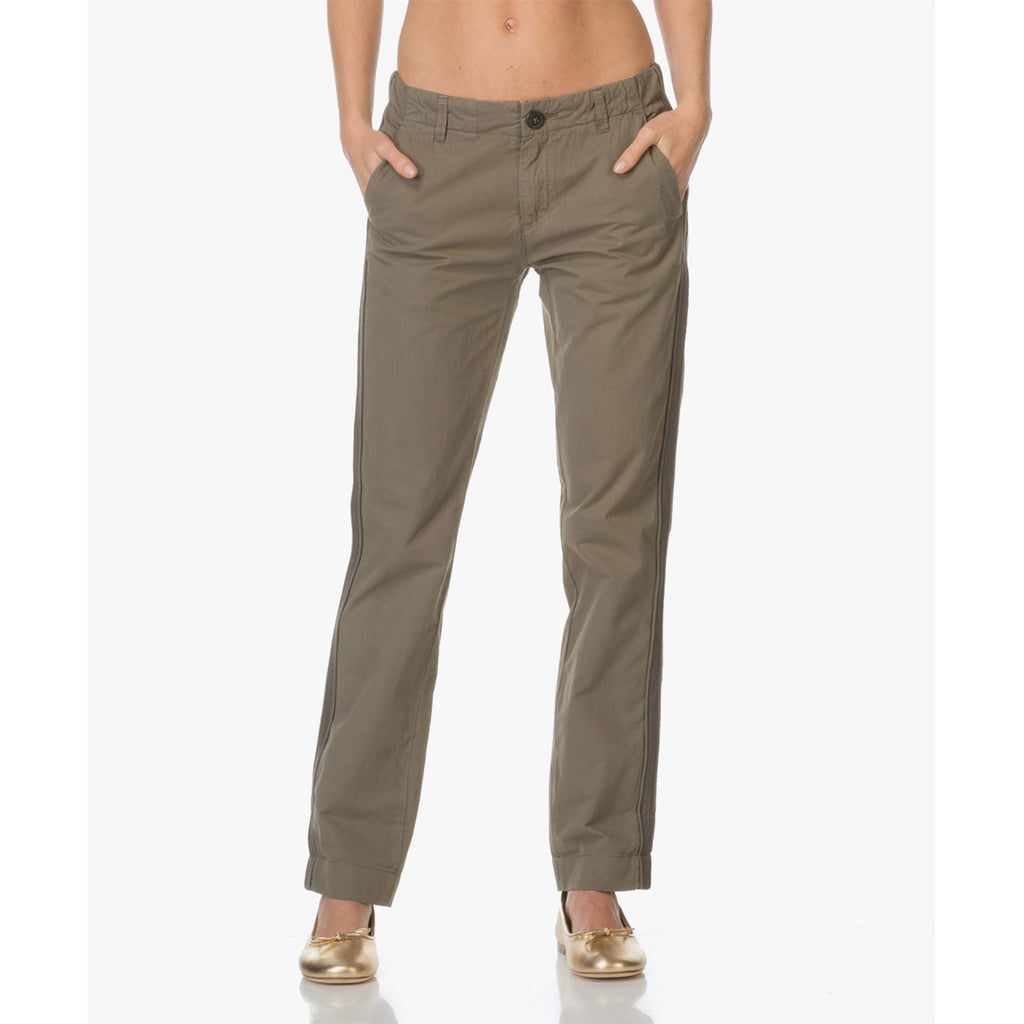 chino pant in olive