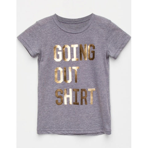 going out shirt