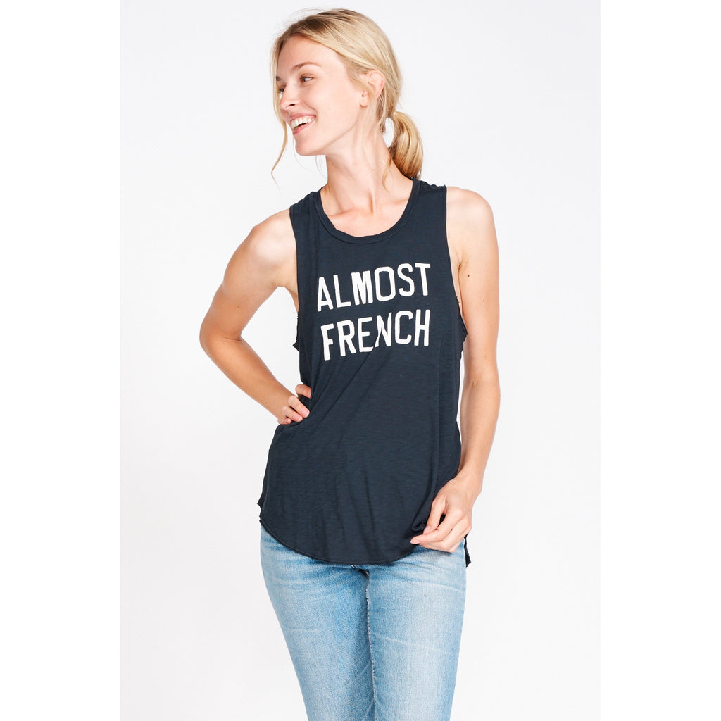 tank top almost french