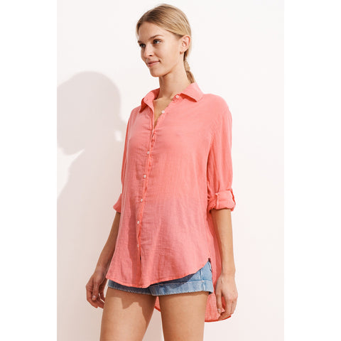 live by the sun oversize shirt