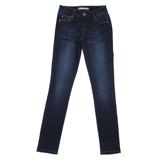5 pocket basic skinny jeans