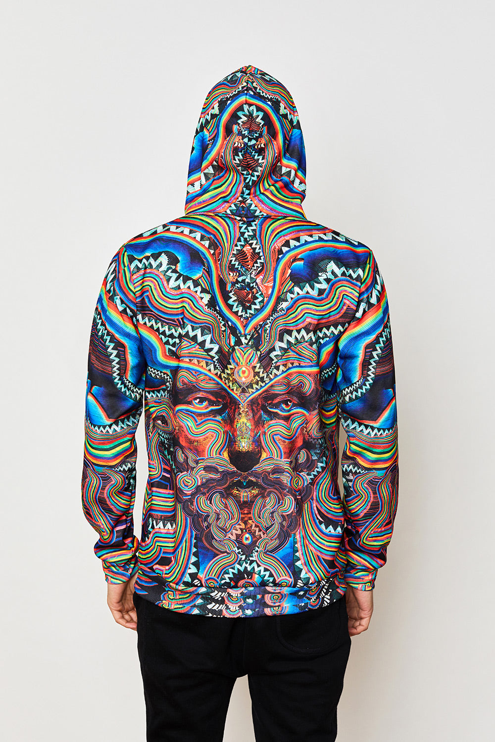 Bicycle Day Hoody