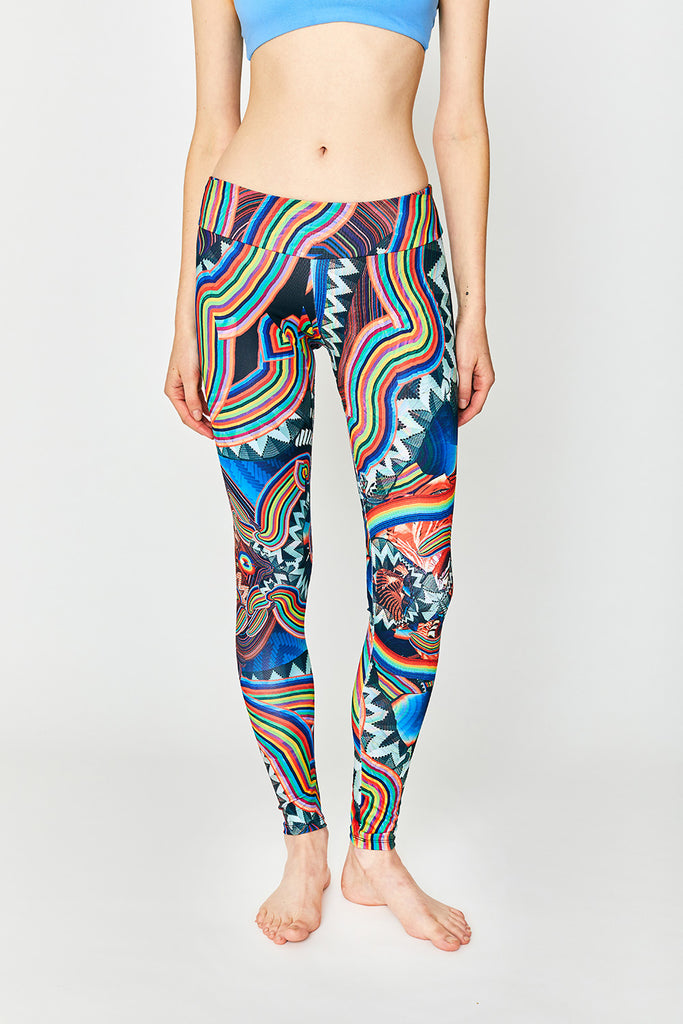 Bicycle Day Leggings