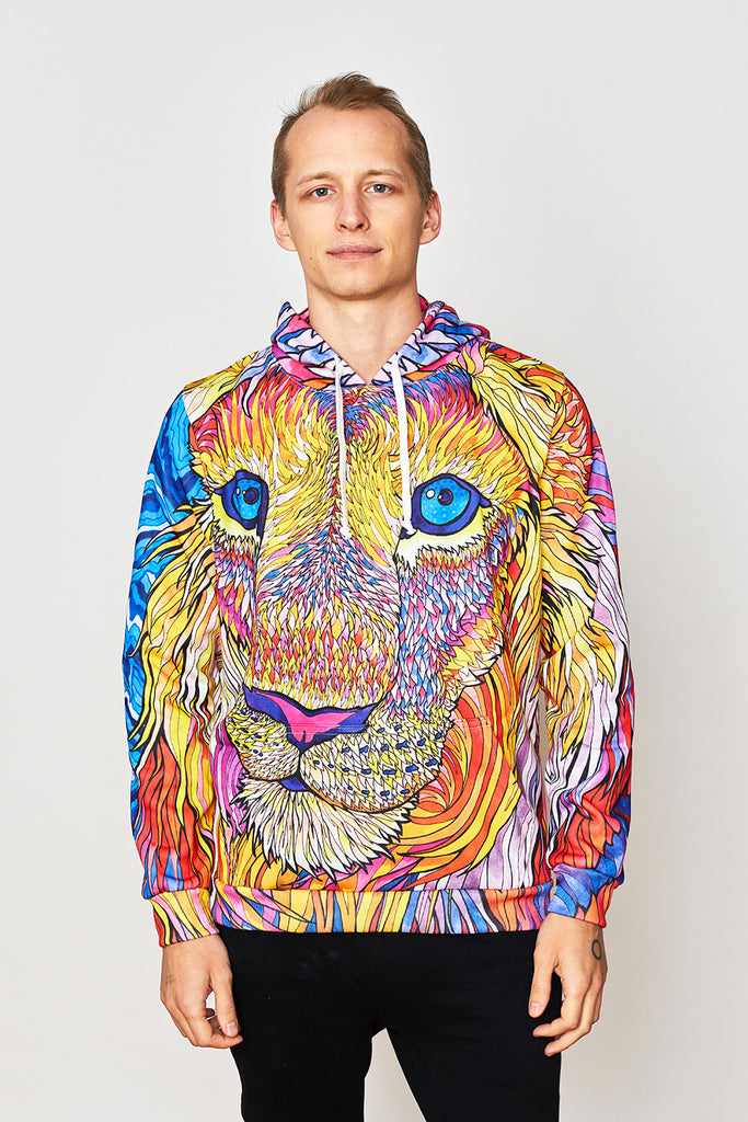 Kaleidoscope King Hoody