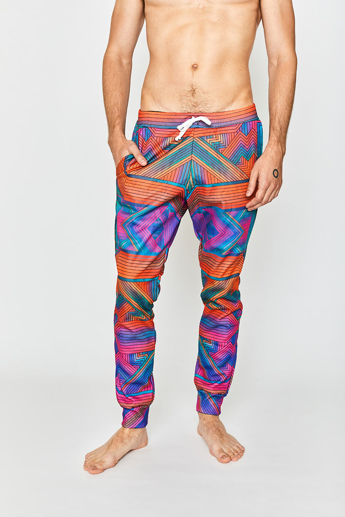 Non-Linear Thinking Fire Joggers