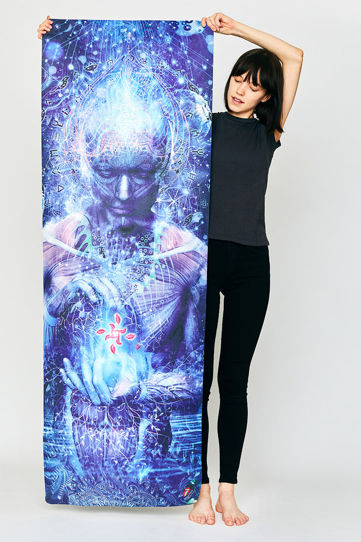 Silence Seekers Yoga Mat